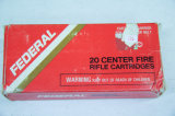 1 Box of 20, Federal 30-30 Win 150 gr Soft Point