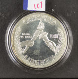 1988-S OLYMPIC SILVER