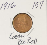 1916 - LINCOLN CENT