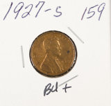 1927-S LINCOLN CENT