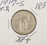 1917-S TYII STANDING