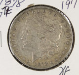 1878 -MORGAN DOLLAR