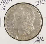 1901-S MORGAN DOLLAR