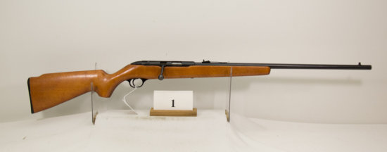 Western Field, Model M815, Bolt Rifle, 22 cal,