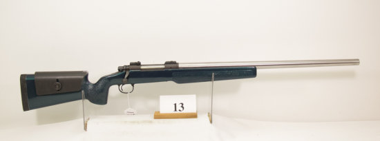Remington, Model Custom Rifle, 25-06 cal,