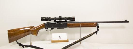 Remington, Model 740, Semi Auto Rifle, 30-06 cal,