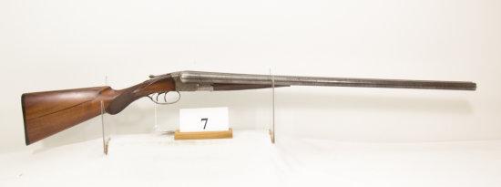 Montgomery Wards, Model Double Shotgun, 12