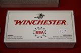 1 Box of 50, Winchester 9 mm Luger Match