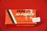 1 Box of 50, Federal Hi-Power 22  Short