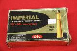 1 Box of 20, Imperial 32-40 Win 170 gr KKSP