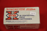 1 Box of 50, Winchester Western 25-20 Win