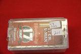 1 Box of 48, Hornady 17 HMR 17 gr V Max