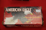 1 Box of 50, American Eagle Federal 9 mm Luger