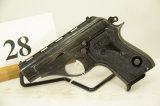 Bersa, Model Lusber 84, Semi Auto Pistol, 7.65