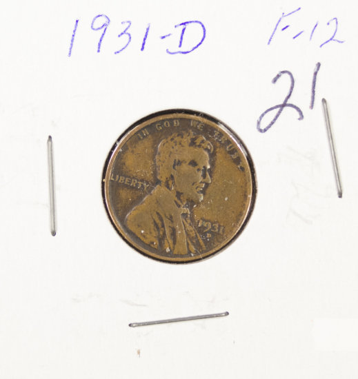 2 LINCOLN CENTS