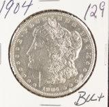 1904 - MORGAN DOLLAR - BU