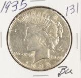 1935 - PEACE DOLLAR - BU