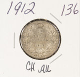 1912 - CANADIAN QUARTER - AU