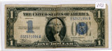 SERIES 1934 - ONE DOLLAR SILVER CERTIFICATE