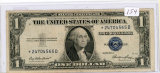 SERIES 1935-G ONE DOLLAR SILVER CERTIFICATE