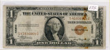 SERIES 1935-A ONE DOLLAR SILVER CERTIFICATE