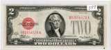 SERIES 1928-C TWO DOLLAR US NOTE