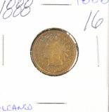 LOT OF 2 - INDIAN HEAD CENTS