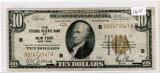 SERIES 1929 - TEN DOLLAR FED OF NEW YORK