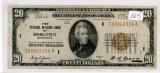 SERIES 1929 - TWENTY DOLLAR FED OF MINNEAPOLIS