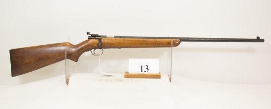 Winchester, Model 69 Target, Bolt Rifle, 22 cal,