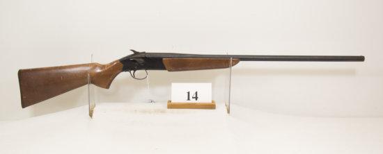 Stevens, Model 940E, Single Shotgun, 20 ga,