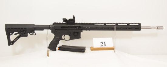 EZ Arms, Model OMEGA-15, Semi Auto Rifle,