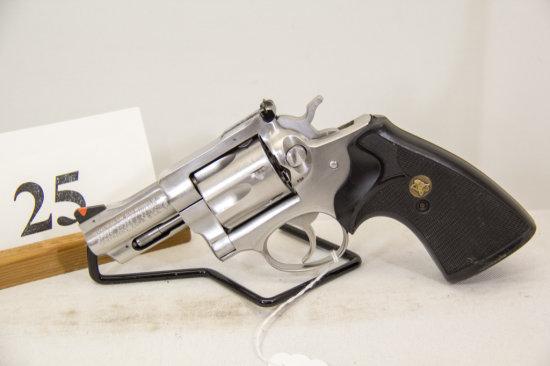 Ruger, Model Security Six, Revolver, 357 mag cal,