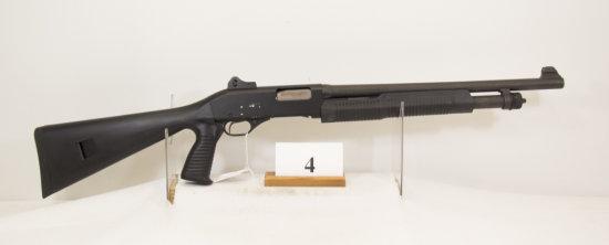 Stevens, Model 320, Pump Shotgun, 12 ga,