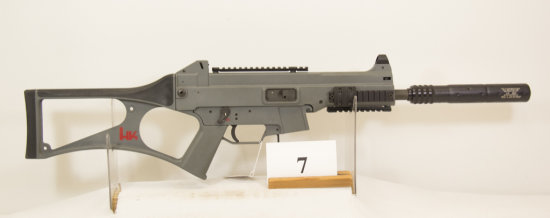 Heckler & Koch, Model USC, Semi Auto Rifle,