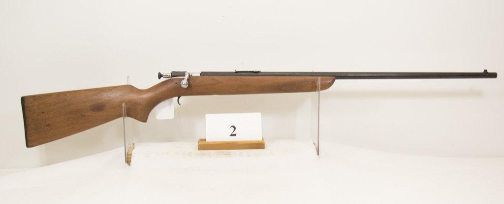 Winchester, Model 67, Bolt Rifle, 22 cal,