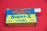 1 Box of 50, Western Super-X 22 Short