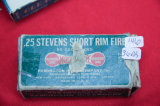 1 Box of 36, Klean Bore 25 Stevens Short