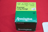 1 Box of 25, Remington Express 410 ga 3