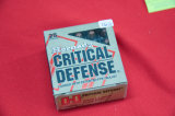 1 Box of 25, Hornady Critical Defense 9 mm Luger