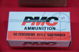1 Box of 50, PMC 30 Carbine 110 gr FMJ