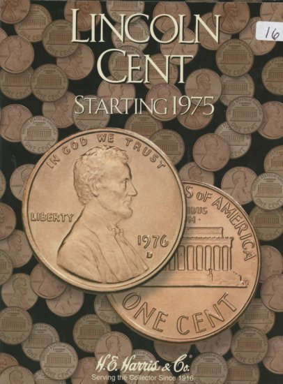 SET OF LINCOLN CENTS 1975-2005