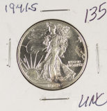 1941-S WALKING LIBERTY HALF DOLLAR - UNC