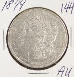 1879 - MORGAN DOLLAR - AU