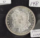 1882-O - MORGAN DOLLAR