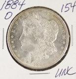 1884-O MORGAN DOLLAR - UNC
