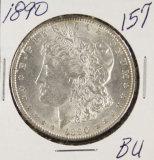 1890 - MORGAN DOLLAR - BU