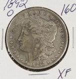 1892-O MORGAN DOLLAR - XF