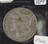 1903-O MORGAN DOLLAR - FINE