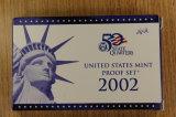 2002 - PROOF SET